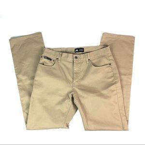 Nike SB Skateboard Tan Khaki Pants Men's Size 32